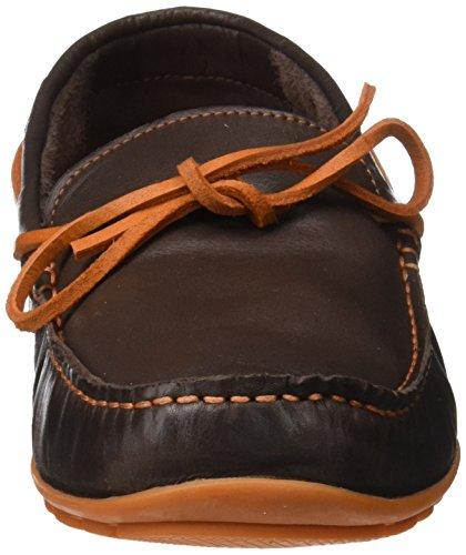 Casual Shoe brown Beppi Brown Mocassins Marron Homme fqdwqxT1U