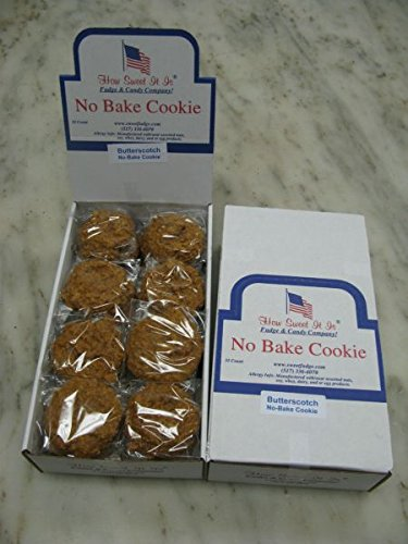 (No-bake Cookie Butterscotch 32 Count Box)