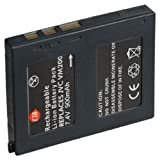 CTA Digital DB-VM200 BN-VM200 Rechargeable Lithium-Ion Battery (900mAh, 7.4V) Replacement for JVC BN-VM200