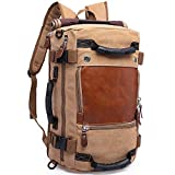 Best Carry On Luggage Backpacks - KAKA Backpack Fashion Unisex Travel Backpack Carry-On Bag Review