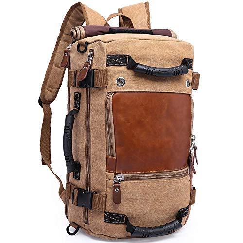 KAKA Travel Duffle Backpack Convertible Carry-On