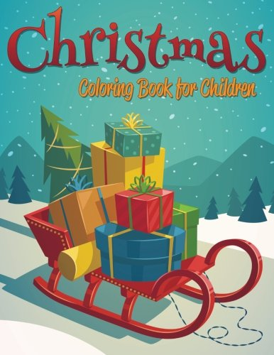 Download Christmas Coloring Book for Children ebook
