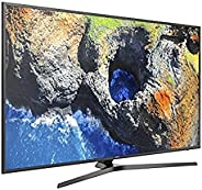 "Samsung 75"" Smart TV Ultra HD 4K Plana UN75MU6100FXZX ("