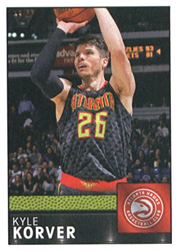 2016-17 Panini NBA Basketball Stickers Card #137 Kyle Korver Hawks