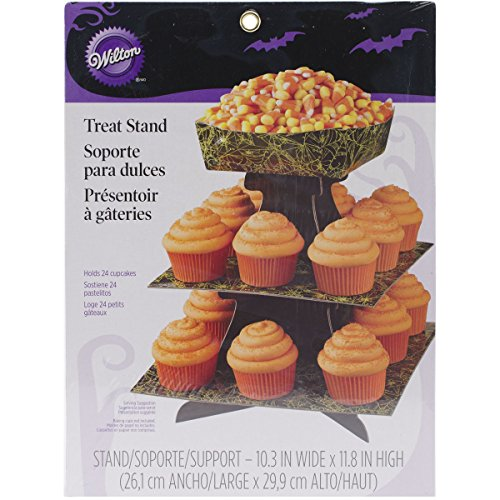 Wilton 1512-0702 Treat Stand with Bowl -