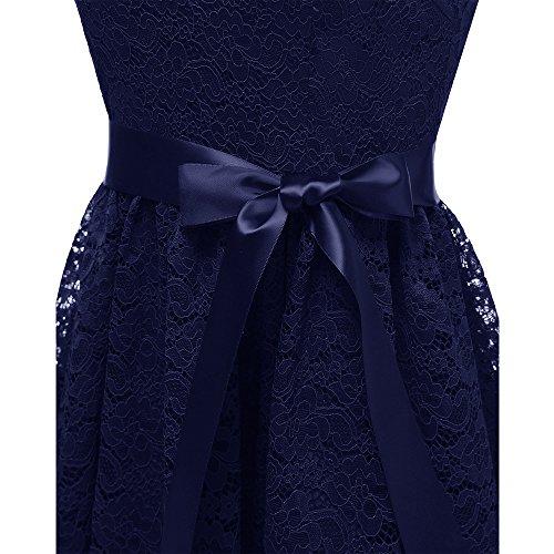 Kleid Yulan Blau Damen H8czvzd8m konstruktionsbuero Mci 5xnBqB8fz