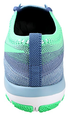 Top Flow Mica Green Electro Blue Nike Women's Tank qSOwxfFP