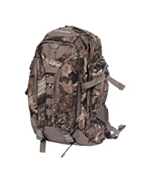 Mossy Oak Camouflage Long Strapped Large BackPack with Water Proof Zippers
