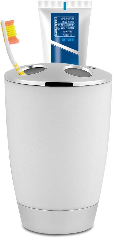 4-teiliges Set f/ür die Badausgabe # 1 praktische Aufbewahrung exzellent designtes Dekorationszubeh/ör f/ür zu Hause Zyyini Badzubeh/ör-Set