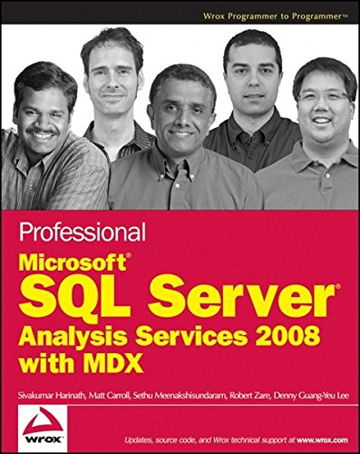 Professional Microsoft SQL Server Analysis Services 2008 with MDX by Wrox