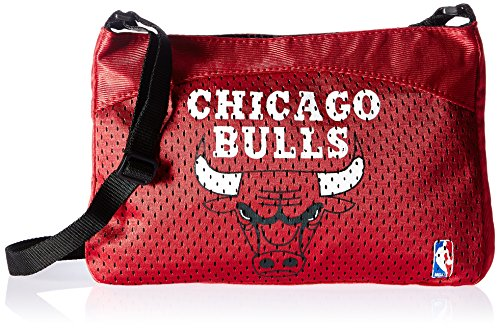 (NBA Chicago Bulls Jersey Mini Purse)