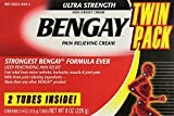 Bengay Ultra Strength Bengay Cream, 5Pack (2 x 4 Oz Each ) Nk$l:eBV