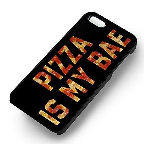 Pizza Bae pour Coque Iphone 6 et Coque Iphone 6s Case (Noir Boîtier en plastique dur) S4S8LR