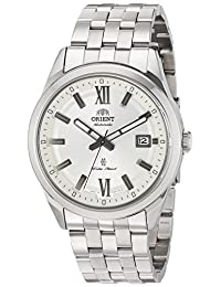 Orient Men's 'Sentry' Japanese Automatic Stainless Steel Casual Watch, Color:Silver-Toned (Model: SER2G003W0)