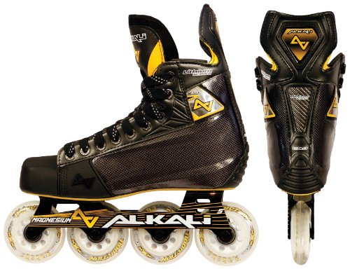 Carbon Fiber Hockey Skates - 8