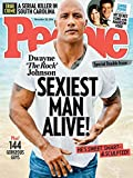 img - for People Magazine (November 28, 2106) Dwayne Johnson Sexiest Man Alive Cover book / textbook / text book