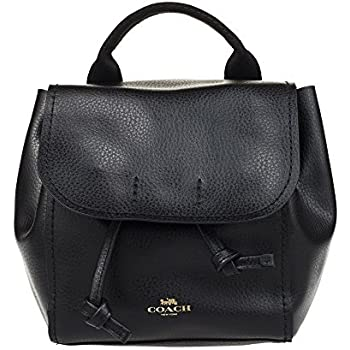 0694b962d9 Amazon.com  Coach Derby Leather Backpack Tote Purse -  F59819  Shoes