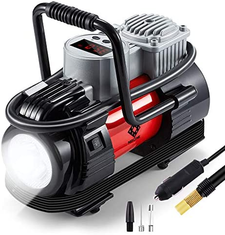 NoOne Inflator Portable Compressor Motorcycle product image