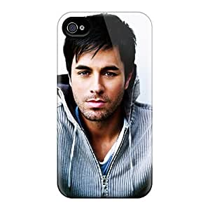 Iphone 6plus Cmj9490VFNB Support Personal Customs Lifelike Enrique Miguel Iglesias Skin Shockproof Hard Phone Cases -JonBradica
