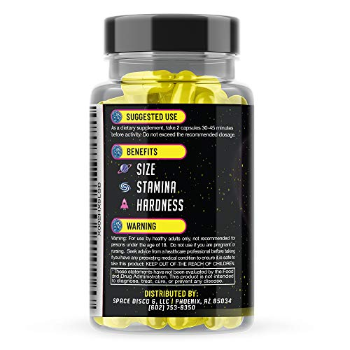 Too Hard REFORMULATED Energy Pills | Made in The USA (30 Pills)