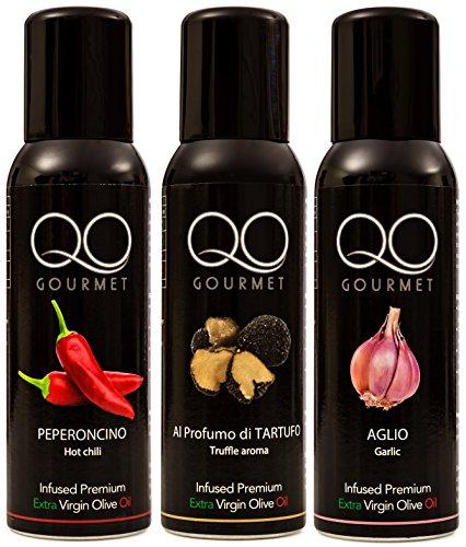 QO Gourmet Premium Infused Olive