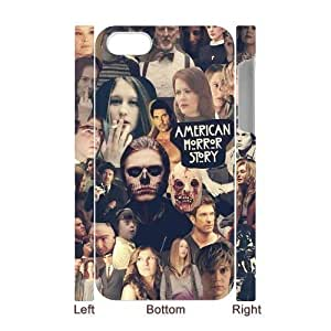 American Horror Story Coven DIY 3D Case for iphone 5c 3D Custom American Horror Story Coven Case