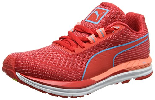 Red Turquoise Femme Puma Chaussures S poppy Multisport Ignite Rouge Speed 600 nrgy Outdoor CxqxwSv70
