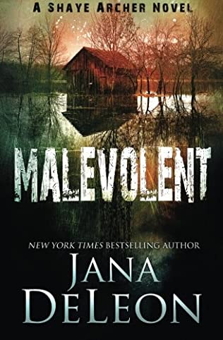 book cover of Malevolent