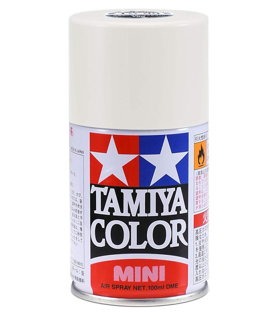 Tamiya TS-80 Clear Flat Spray 100ml by Tamiya