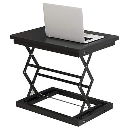 Tavoli Pieghevoli Per Stand.Cozyhome Aa Tavolo Per Laptop Tavolo Pieghevole Stand Up Pigro