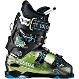 BOYS extreme black & green camo thermolite waterproof winter snow boots size 5