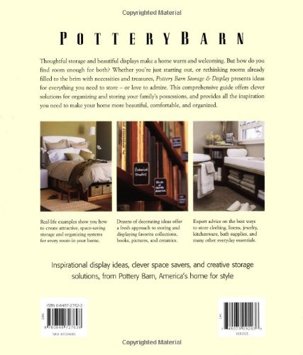 Review Pottery Barn Storage &