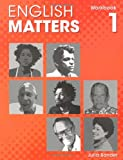 img - for English Matters (Caribbean): Workbook 1 book / textbook / text book