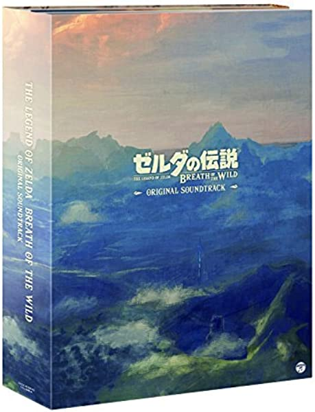 Legend Of Zelda Breath Of The Wild: Original Soundtrack: Amazon.es ...