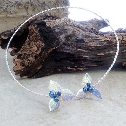 Woodland Triquetra Necklace