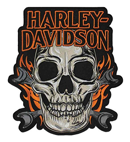 Harley Davidson Jacket Patches - 8