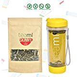 DETOX TEA for a Teatox & Weight Loss – 30 Day Supply to get Fit – Skinny by Teami Blends – Best to Help Boost Metabolism and Reduce Bloating – 100% Natural Appetite Suppressant (w/ Yellow Tumbler) For Sale
