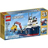 LEGO LEGO Creator Ocean Explorer Comes With 213 Pieces by LEGO