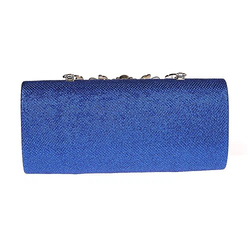 femme Bleu Pochette Puluo femme Bleu Bleu Puluo pour Pochette pour pour Pochette Puluo femme d7wHXHqp