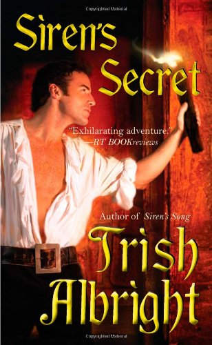 book cover of Siren\'s Secret