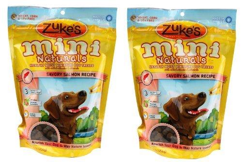 Salmon 1 Lb Zuke/'S Mini Naturals