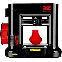 "da Vinci Mini Wireless 3D Printer ~ 6""x6""x6"" Built Volume (Includes: 14 300g PLA Filament, 49 3D Design eBook, 10 Maintenance Tools, XYZmaker Cad 3D Software, PLA/Tough PLA/PETG)"