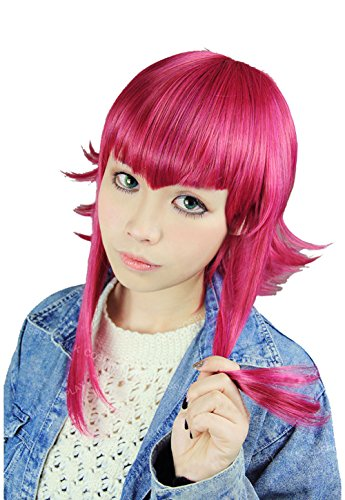 [Xcoser Pretty Annie Cosplay Wig For Cosplay Costume Accessories] (League Of Legends Annie Cosplay Costume)