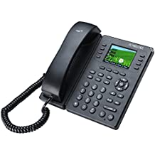 VoIP Telephones FlyingVoice FIP11WP Color Screen Office IP Telephone VoIP Phone, AP Mode, 2.8 inch LCD Display, 8 Lines, 8 SIPs, HD Voice, PoE Support, 32BLF