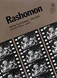 Rashomon, Donald Richie, 0813511801