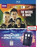 Doctor Who Double Feature - The Waters of Mars / An Adventure in Space and Time