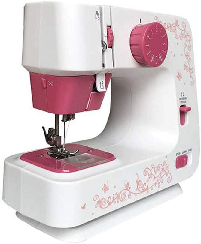 XXCC Mini máquina de Coser de Escritorio Dispositivo de Costura ...