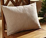 Cheston Stripe Fabric Pillow