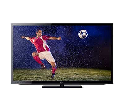 Sony BRAVIA KDL55HX750 55-Inch 240Hz 1080p 3D LED Internet TV, Black (2012 Model)