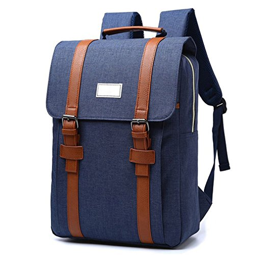 BAGGS NEW Vintage Canvas Backpacks School Bags For Teenagers Boys Girls Large Capacity Laptop Backpack Fashion 02